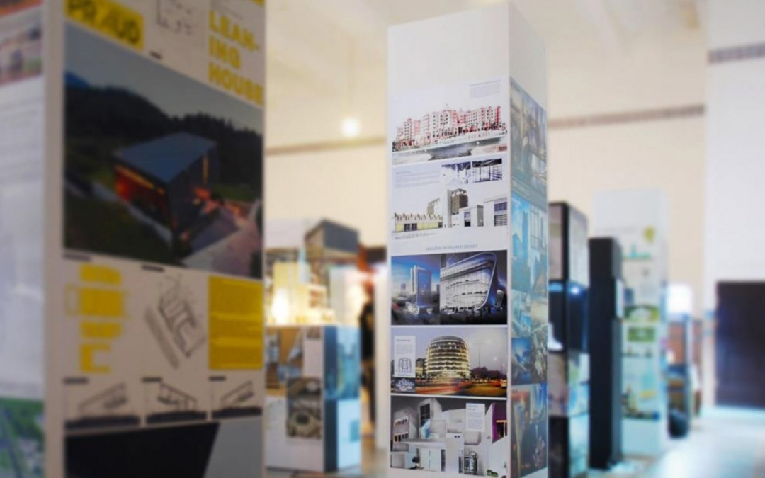 Ibrahim Jaidah's Work Exhibited At 100 Architects Of The Year 2015