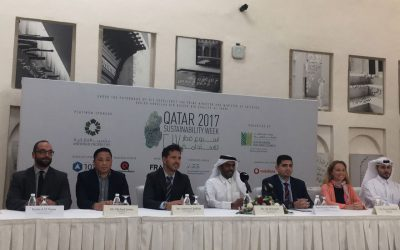 Strategic Partnership: Qatar Sustainability Week 2017