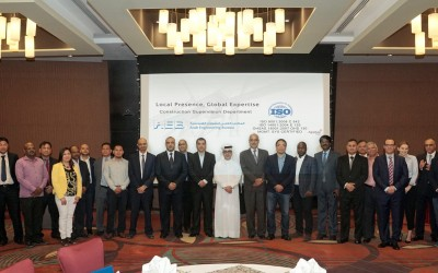 AEB Construction Supervision Receives Multiple ISO Certifications