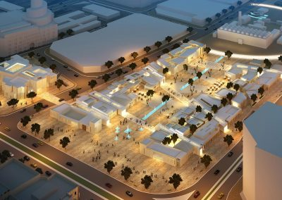Souq Ahmad Bin Ali Masterplan