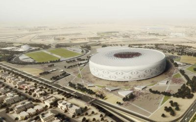 Design for AEB's Al Thumama World Cup 2022 Stadium revealed!