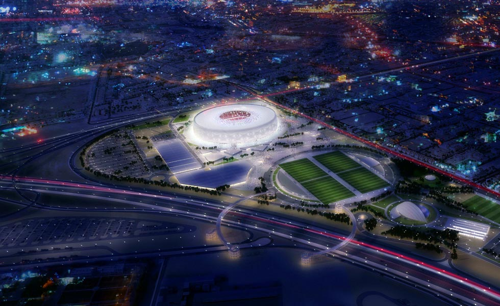Al Thumama Stadium wins prestigious architectural award in Cannes