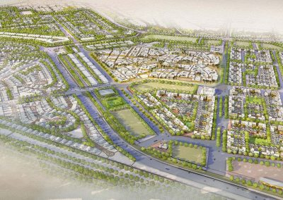 North City Masterplan
