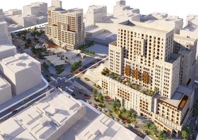 Qatar Rail – Transit Oriented Development