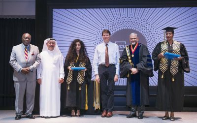 AEB Recognizes Creative Achievement and Design Excellence at VCUQatar