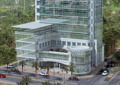 Al Tadamon Islamic Bank HQ