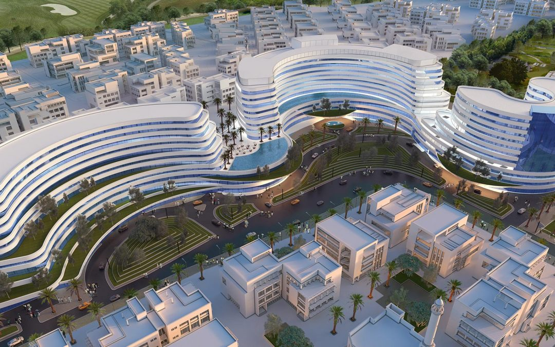 Al Erkyah Mixed Use Development