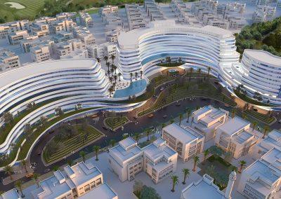 Al Erkyah Mixed Use Development