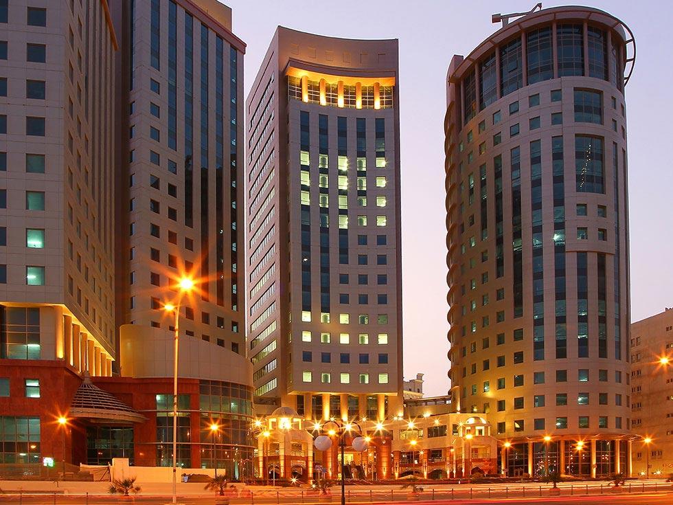 Al Sadd Complex | AEB