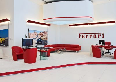 Ferrari & Maserati Showroom