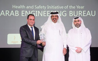 AEB wins Health & Safety Initiative Award