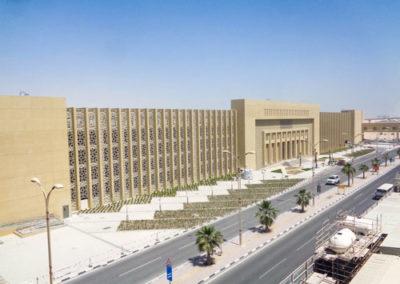 Qatar University Parking
