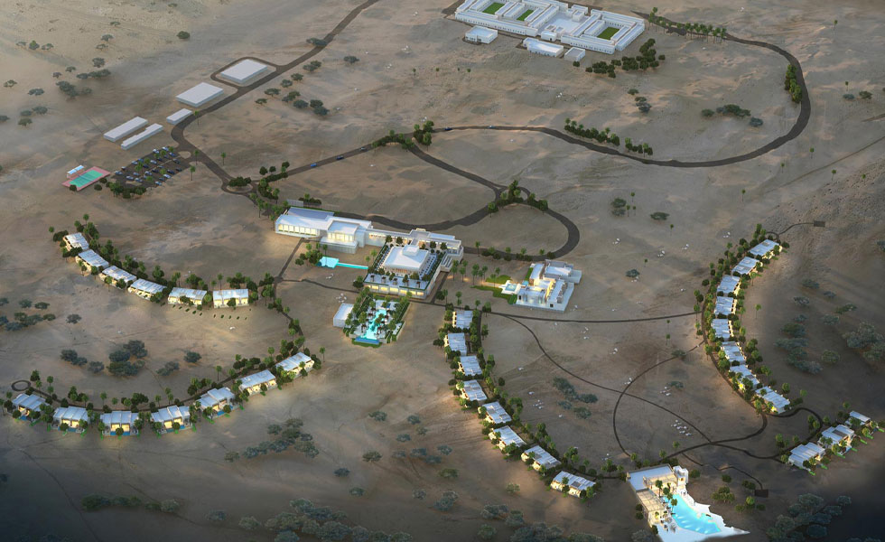 IJAE's Alila Hino Resort Project in Dhofar gets inaugurated by Omani Minister